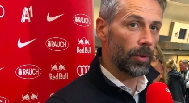 Salisburgo, Rose: Soddisfatto dei miei, goal regalato ma c'è stata una grande reazione! Bell'accoglienza all'andata
