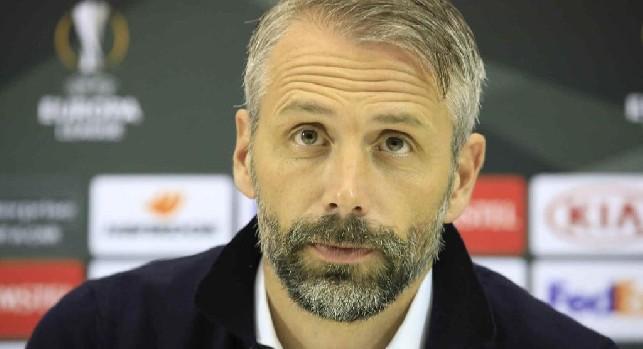 Salisburgo, Rose in conferenza: Siamo stati superiori, il Napoli pu&ograve; vincere la coppa! Quando ha segnato Milik ho detto <i>m**da</i>! [VIDEO]