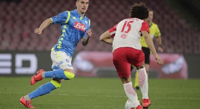 Da Salisburgo, Snobe a CN24: Difficile ribaltare il risultato, il Napoli riuscirà a segnare almeno un gol