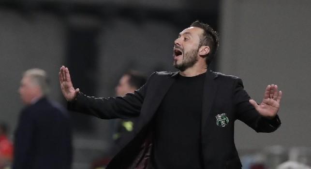 Serie A, Roma-Sassuolo 4-2: primo tempo da dimenticare, Berardi non basta nella ripresa