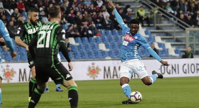 Sky - Diawara è stata una richiesta specifica di Fonseca: lo vide all'opera nel doppio incontro Napoli-Shakthar