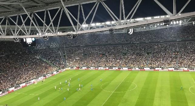 Juve-Napoli, parte la vendita libera dei biglietti: per il Settore Ospiti bisognerà attendere i prossimi giorni