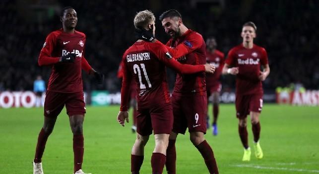 Il Salisburgo vince ma viene eliminato, il club omaggia i suoi calciatori: Orgogliosi di voi, grazie [FOTO]