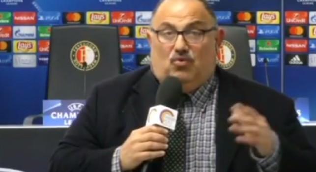 Iannicelli: Fate presto, la stagione del Napoli può essere ancora salvata! Esonero la soluzione più logica, altrimenti...