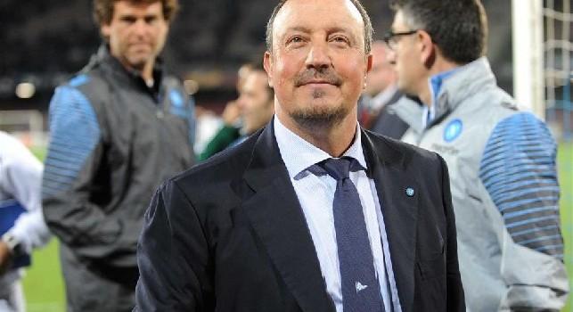 Il Napoli non approdava ai quarti di Europa League da quando Benitez arrivò in semifinale