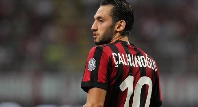 Milan, Calhanoglu avverte: Il Napoli stia attento a non perdere punti