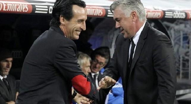 Ciaschini: Arsenal? Ancelotti avrà pensato sicuramente ad un aspetto e poi il ritorno al San Paolo...