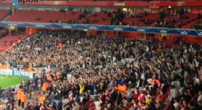 Il Mattino - Arsenal-Napoli, biglietti in vendita dal 22 marzo: tremila biglietti per il settore ospiti, i dettagli