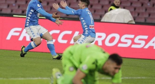 Mertens e Younes in gol, De Maggio svela: Le reti non sono un caso, ecco come hanno preparato la sfida contro l'Udinese