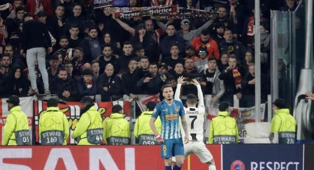 Sport Mediaset - Niente squalifica per Ronaldo: solo una multa dall'UEFA