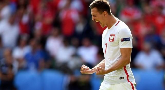 Polonia-Finlandia, Milik in campo dal primo minuto