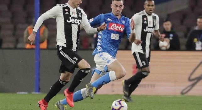 Tuttosport - Scambio Milik-Bernardeschi, la Juve è d'accordo ma Federico non vuole trasferirsi in azzurro: la situazione