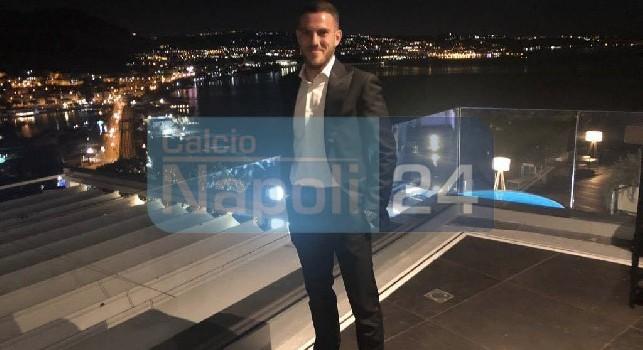 Jordan Veretout a Napoli, foto: CalcioNapoli24.it