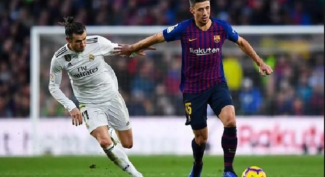 Lenglet, l'agente: Napoli? Interessava lo scorso anno, perchè mai dovrebbe andare via dal Barcellona! Sta giocando e vincendo...