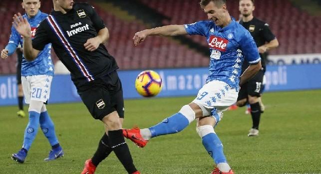 RAI, Venerato a CN24: Colloquio del Napoli con Andersen, il problema è la richiesta della Sampdoria