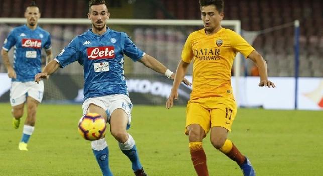 Cengiz Under-Napoli, Tuttosport: Giuntoli offre 25mln più bonus, domenica nuovo incontro con la Roma