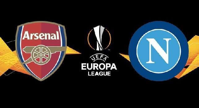 Biglietti Arsenal Napoli Europa League