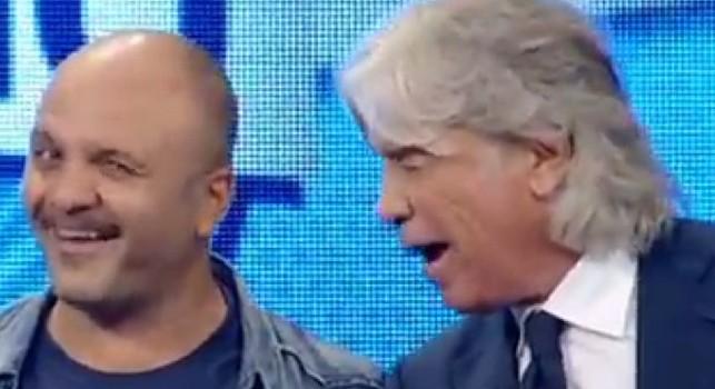 Napoli-Arsenal, Rambaudi sicuro: Finisce 4-1! Zazzaroni rilancia: Io dico 5-1