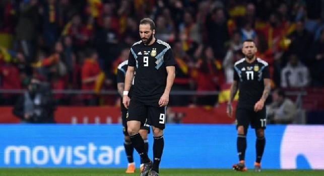 Higuain dice addio all'Argentina, il pensiero di Domenech: Avrebbe dovuto scegliere la Francia...