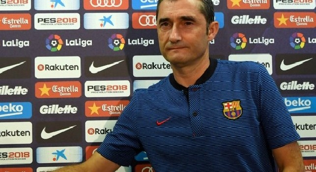 Sky - Il Barcellona esonera Valverde, scelto Quique Setien! Firma in arrivo