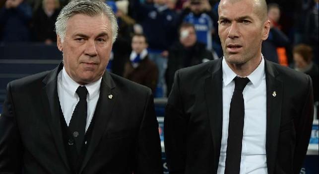 Calciomercato Napoli, rivoluzione Ancelotti con 6 acquisti! Ecco la lista della spesa