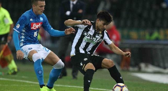 Accostato anche al Napoli, Pussetto chiarisce le sue intenzioni: Spero di migliorare e di arrivare a 10 gol