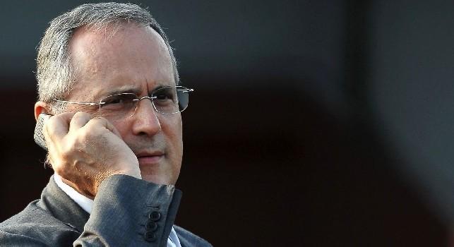 Lazio, Lotito euforico: È il quinto trofeo della mia gestione