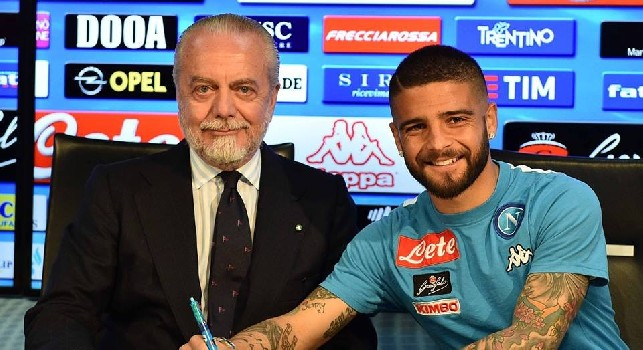 Rinnovo Insigne, Gazzetta: la Champions può essere una condizione determinante per la firma. A fine stagione incontro decisivo con ADL