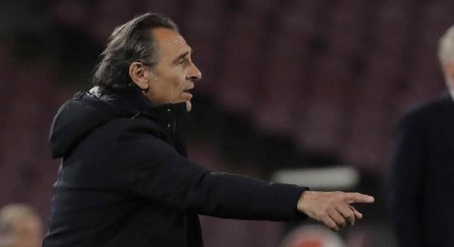 La griglia di partenza di Prandelli: Juventus, Napoli ed Inter. Gli azzurri sono molto solidi mentalmente