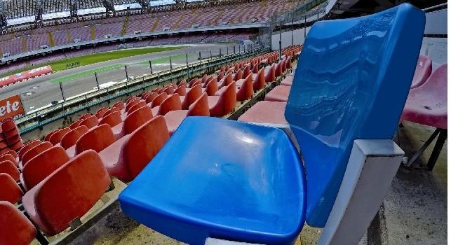 Stadio San Paolo, Napoli