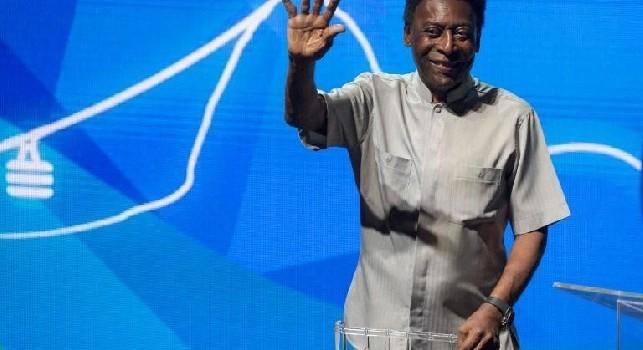 Dal Brasile - Pelé nuovamente ricoverato in terapia intensiva