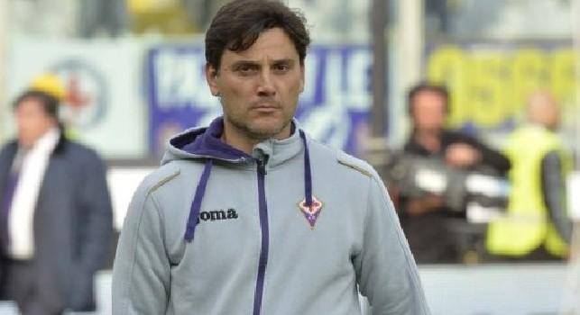 Fiorentina, Montella: Commisso ha portato entusiasmo ma c'è ancora molto da fare