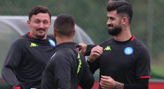 Il Mattino - Mario Rui potrebbe anche restare a Napoli. Hysaj piace all'Atletico, ma De Laurentiis chiede 25 mln