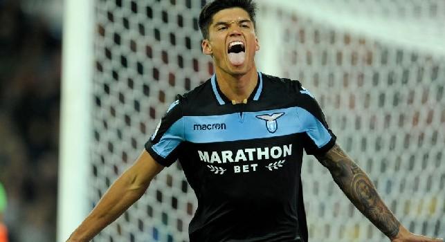 Correa della Lazio, piace al Napoli
