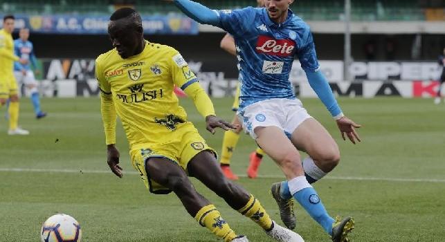 Gazzetta lancia l'allarme: Del Napoli preoccupa il ritmo, da oltre due mesi non accelera