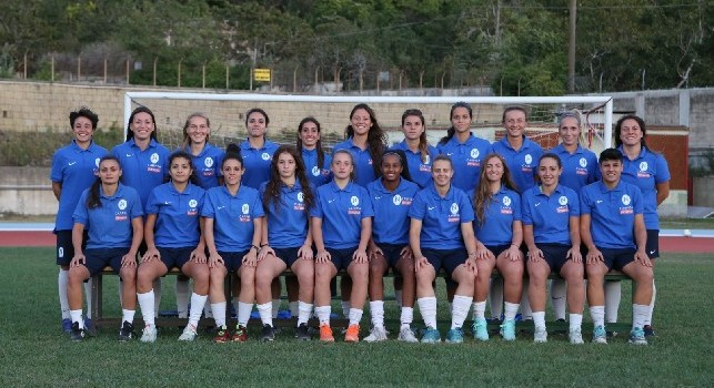 Il Napoli femminile Carpisa Yamamay vince il girone e vola ai play off