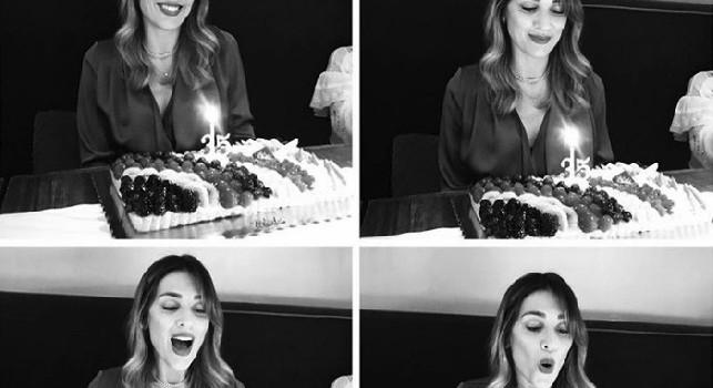 Ancelotti, la figlia mastica amaro dopo l'eliminazione: Avrei voluto festeggiare il compleanno diversamente... [FOTO]