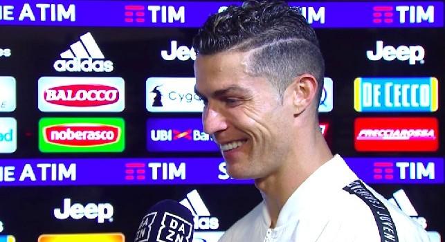 Cristiano Ronaldo annuncia: Resto alla Juve al mille per cento! Champions League? Ci riproviamo l'anno prossimo [VIDEO]