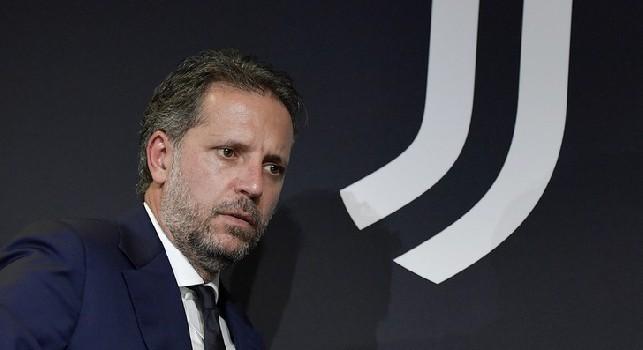 Juventus, Paratici replica a De Laurentiis: Sento parlare di fatturati. Dieci anni fa chiudevamo a 200 mln, oggi ne facciamo 500 solo grazie al lavoro [VIDEO]