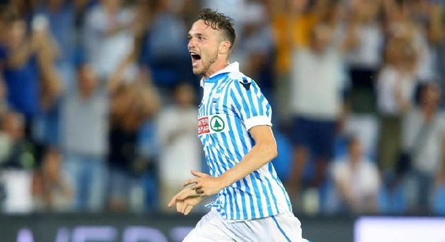 UFFICIALE - Lazio, acquistato a titolo definitivo Lazzari dalla SPAL