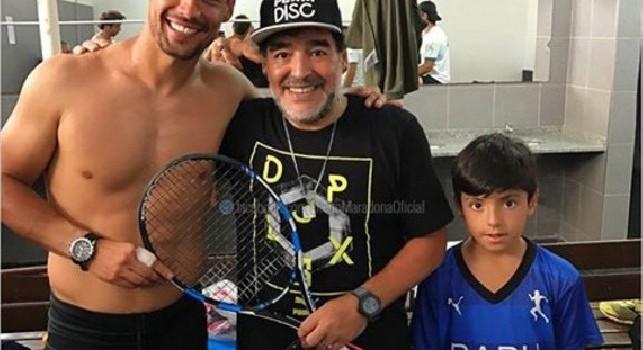 Fognini nella storia! Il tennista vince il Masters1000 di Montecarlo, la SSC Napoli commenta: Complimenti Fabio! [FOTO]