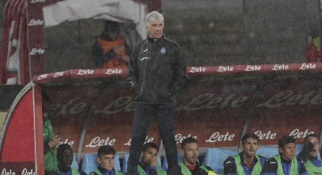 Proteste eccessive di Gasperini, l'arbitro espelle l'allenatore dell'Atalanta!