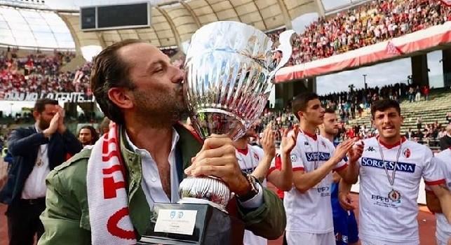 Bari, De Laurentiis Jr fa sognare i tifosi: nel mirino Ranocchia dell'Inter, spunta l'indizio social [FOTO]