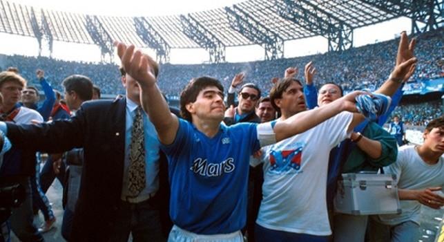 Il Napoli chiude con la Lazio all'ultima giornata: così anche nel secondo scudetto