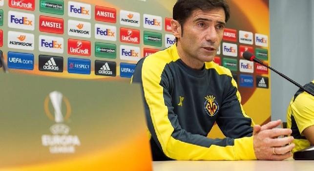 Valencia, Marcelino: Le tre sconfitte dell'Arsenal non contano, sono forti e hanno eliminato il Napoli
