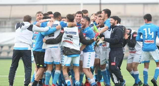 Primavera Napoli classifica