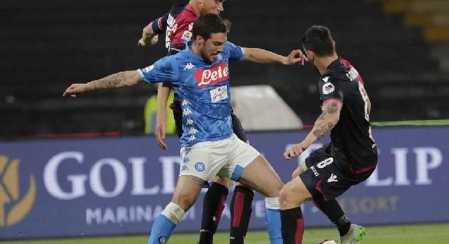 Verdi-Mario Rui, il Torino fa sul serio. Tuttosport: De Laurentiis chiede 43mln, Cairo studia il piano: intermediari a lavoro