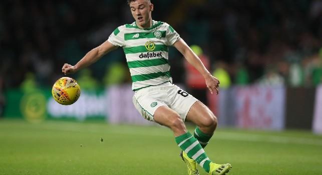 Scozia, l'ex CT: Tierney pronto per il grande salto, Napoli perfetta per lui: Ancelotti lo esalterebbe