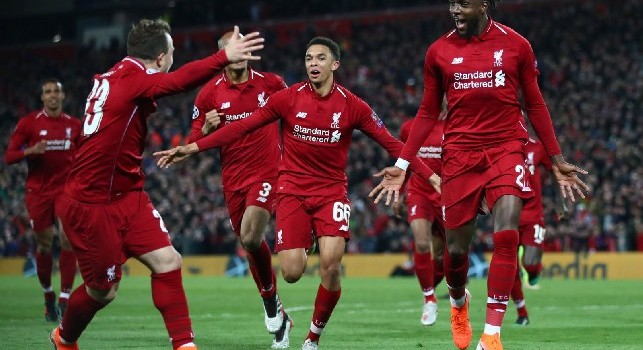 Clamoroso in Champions, Liverpool-Barcellona 4-0! Rimonta epica, i <i>reds</i> volano in finale