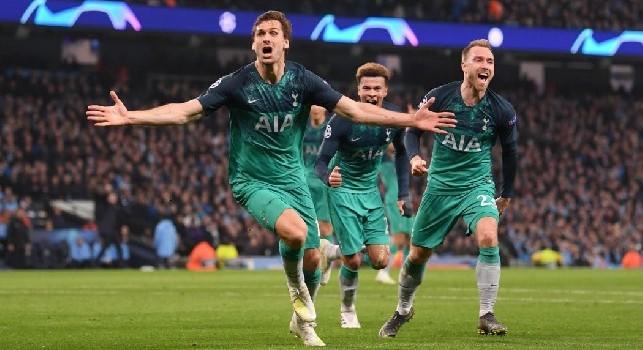 Tottenham finale Champions League